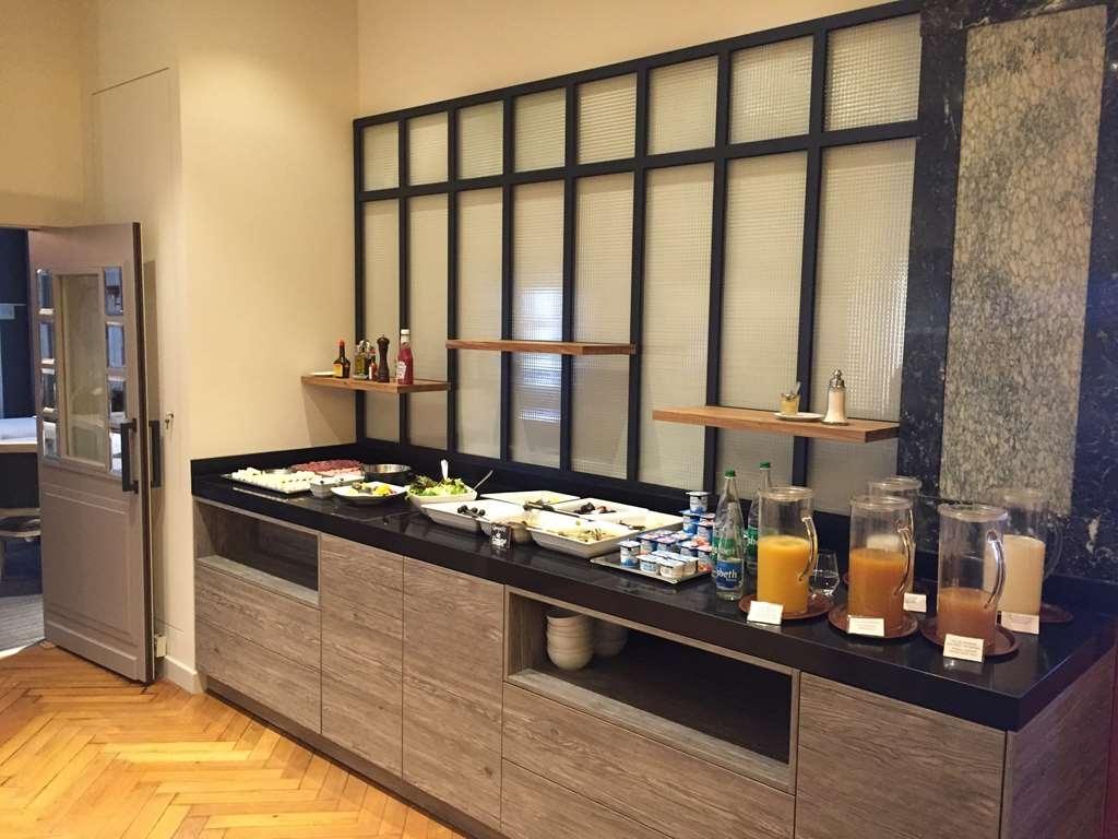 Best Western Grand Hotel Bristol - Frühstücksbuffet