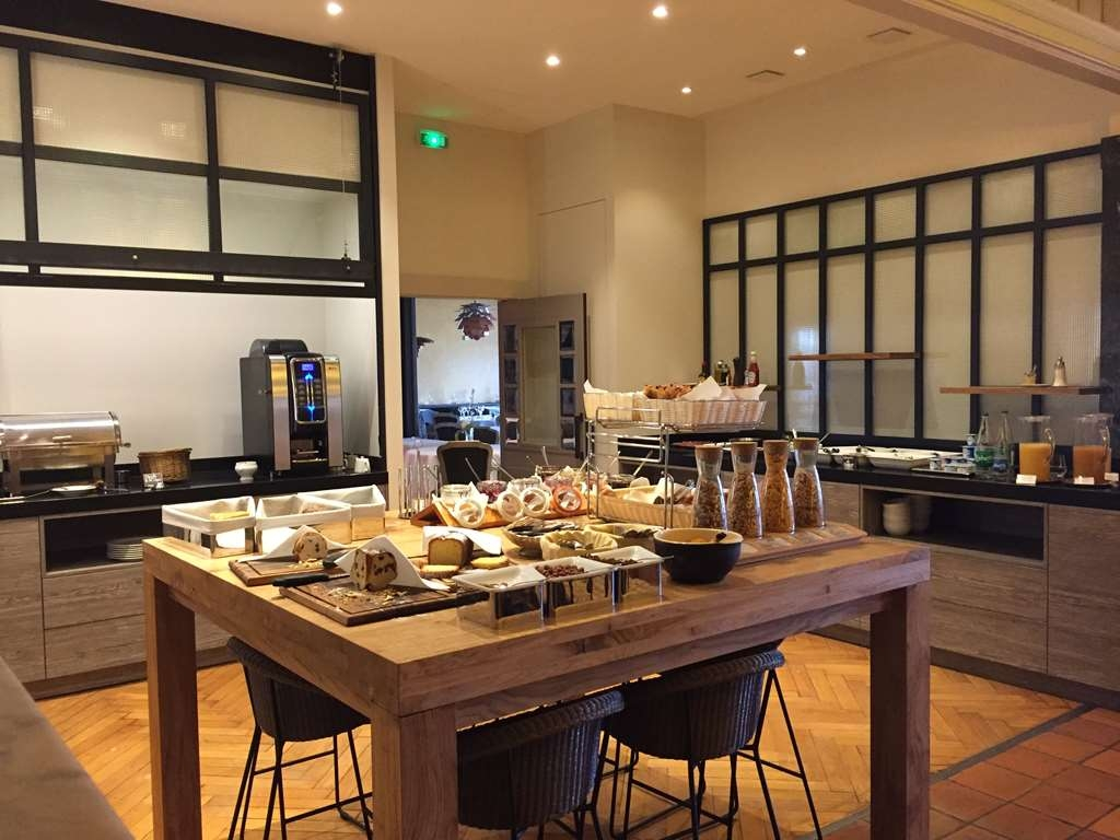 Best Western Grand Hotel Bristol - Breakfast