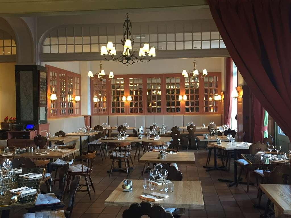 Best Western Grand Hotel Bristol - Restaurant