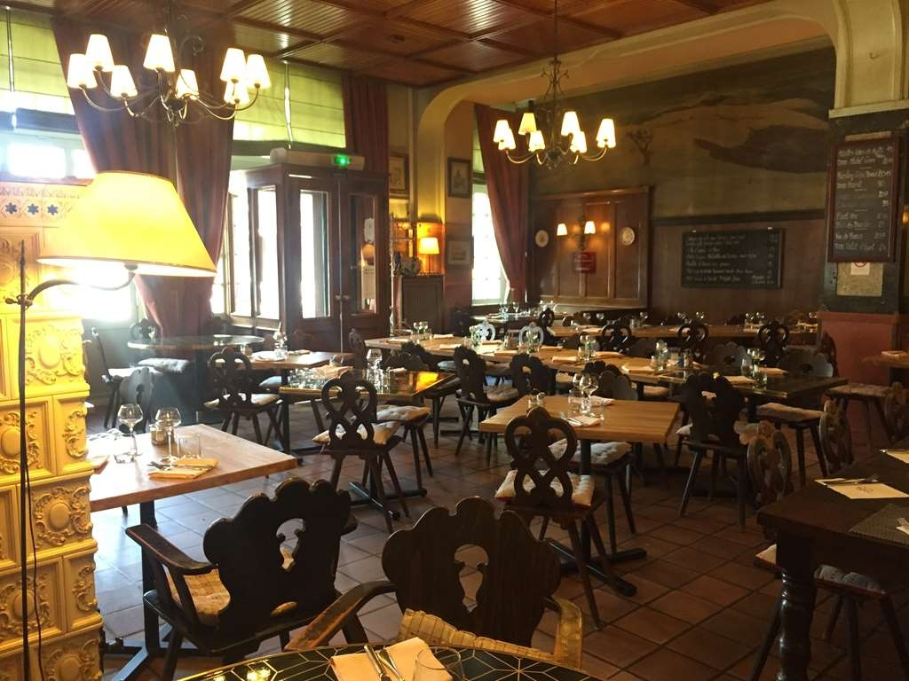 Best Western Grand Hotel Bristol - Auberge