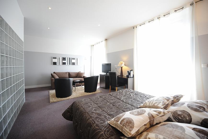 Best Western Continental Pau Centre - Suite