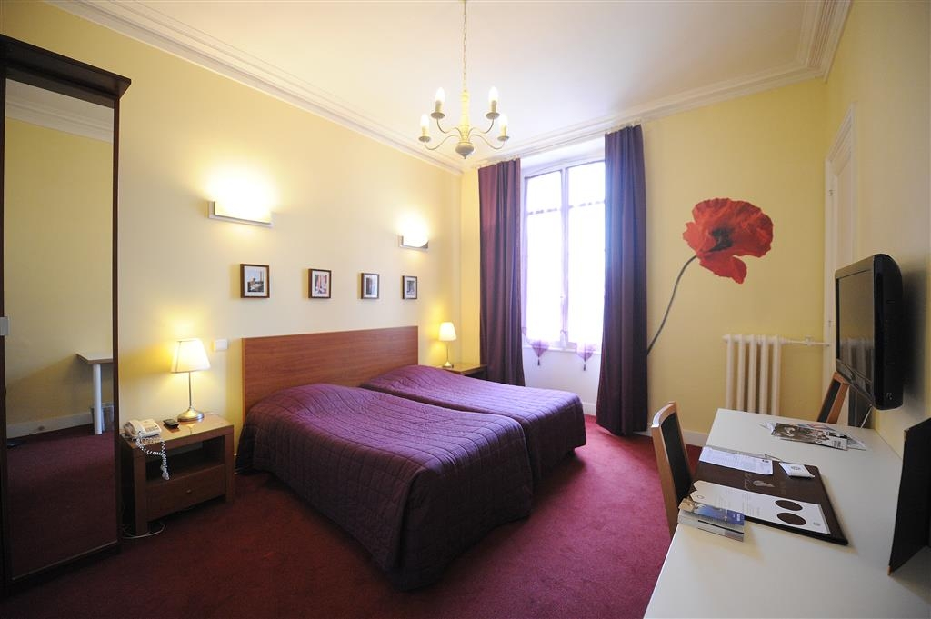 Best Western Continental - Chambre