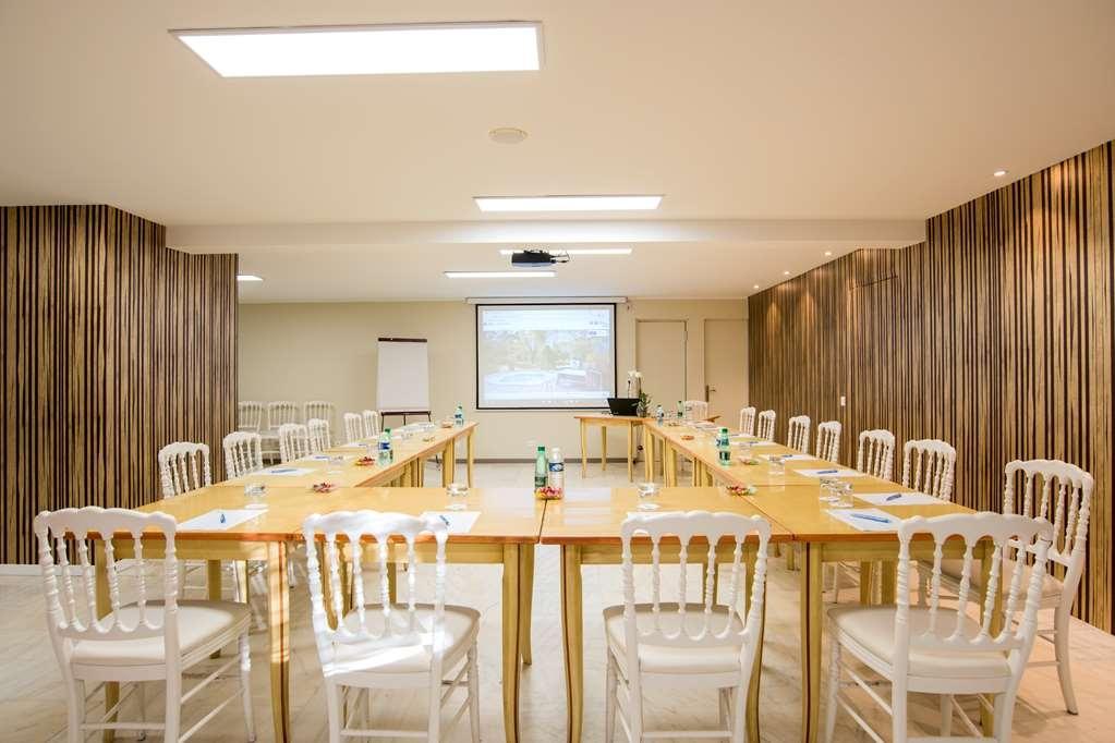 Best Western Sevan Parc Hotel - Salle de séminaire