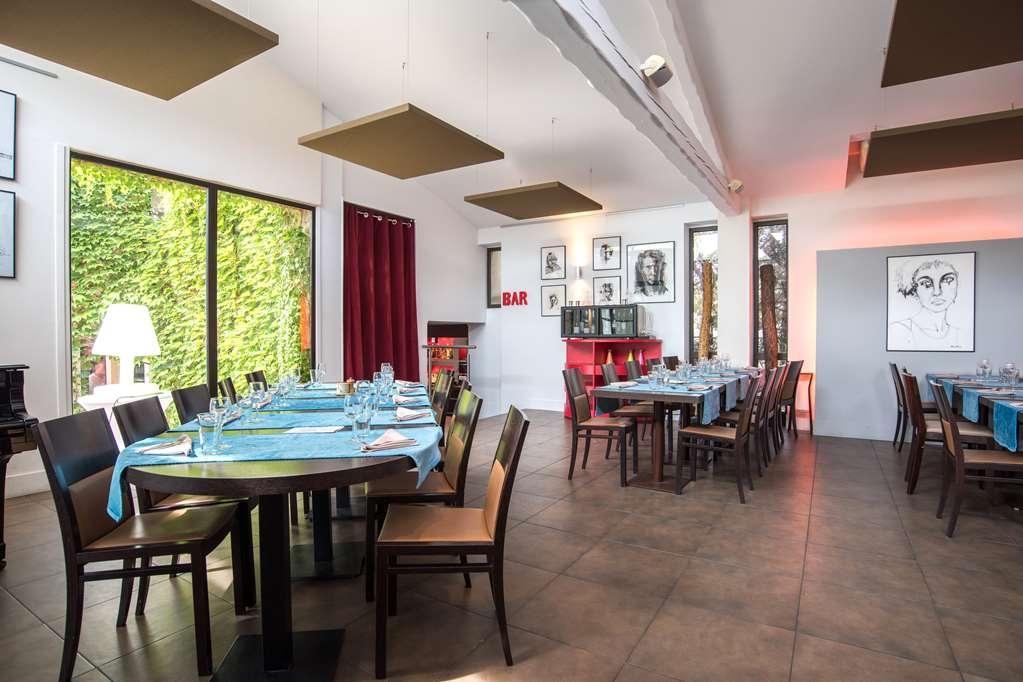 Best Western Sevan Parc Hotel - Restaurant