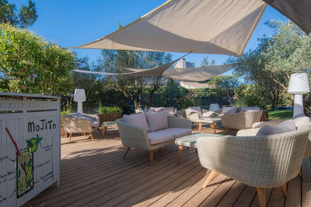 Best Western Sevan Parc Hotel - Terrasse