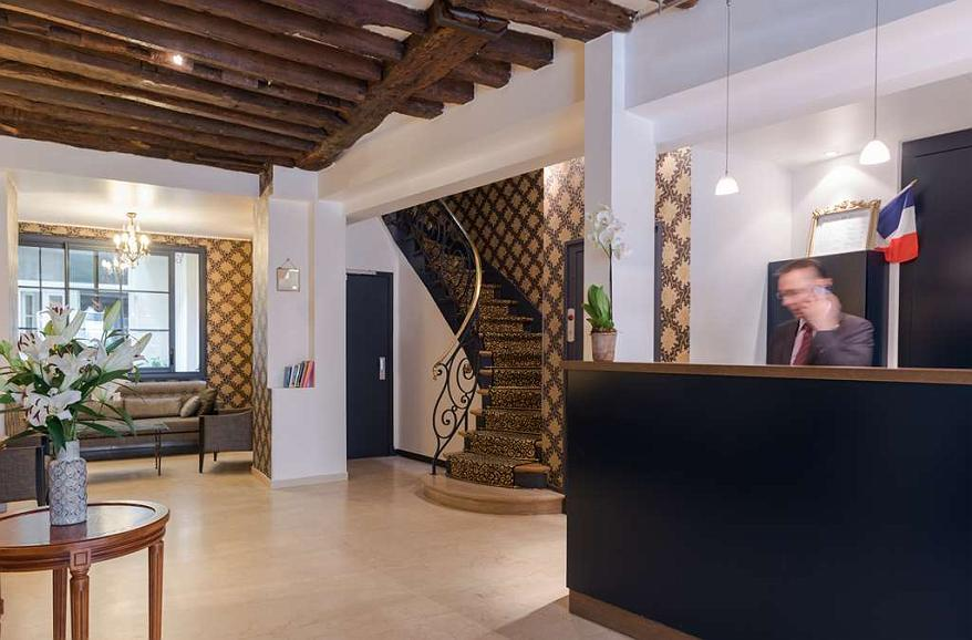 Best Western Gaillon Opera - Best Western Hotel Gaillon Opera - Lobby