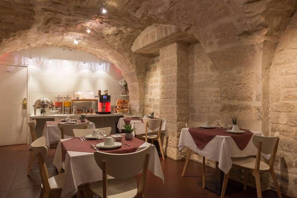 Best Western Gaillon Opera - Breakfast Area