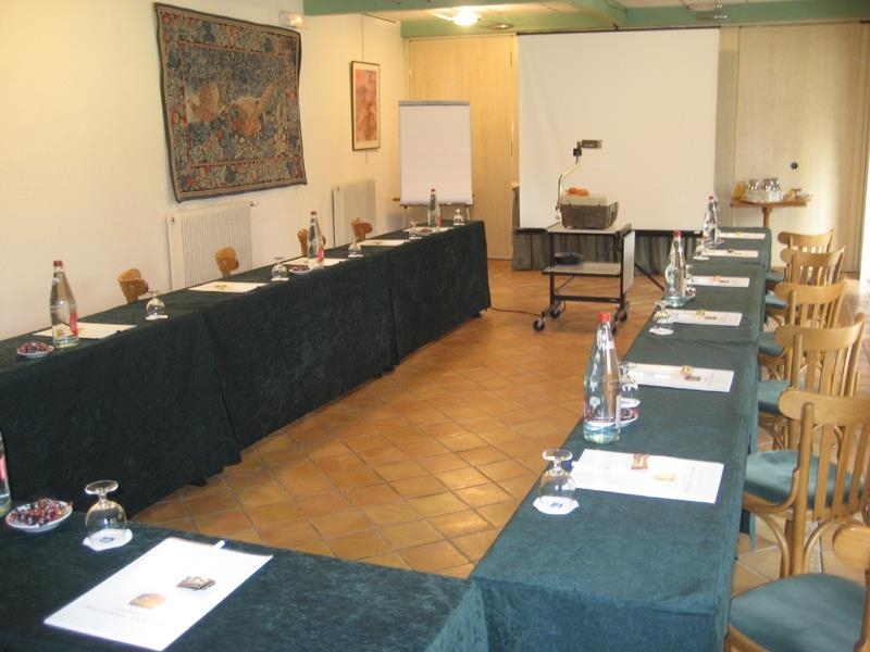 Best Western Le Donjon Les Remparts - Conference Room