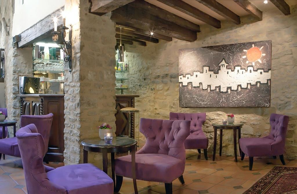 Best Western Plus Hotel Le Donjon - Bar