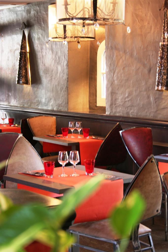 Best Western Plus Hotel Le Donjon - Restaurante