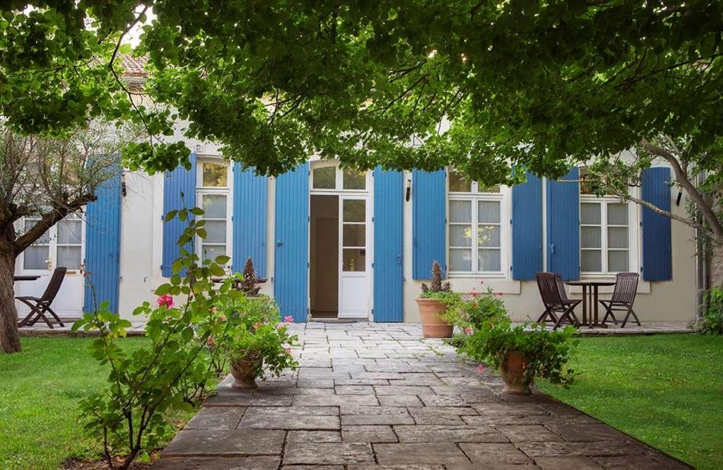 Best Western Plus Hotel Le Donjon - Garten
