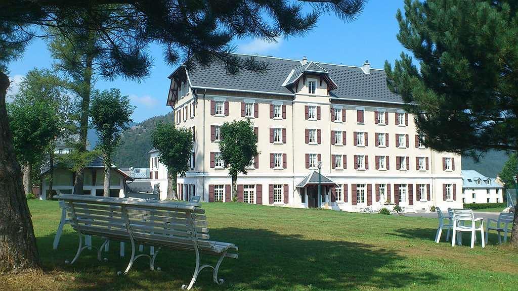 Best Western Grand Hotel De Paris - Außenansicht