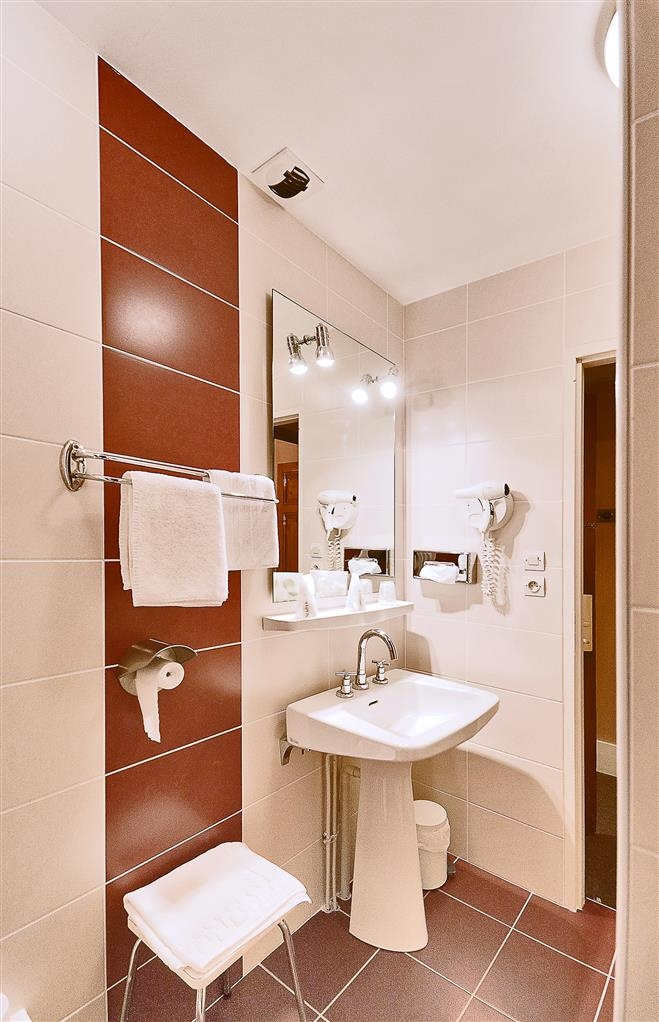 Best Western Grand Hotel De Paris - Bagno
