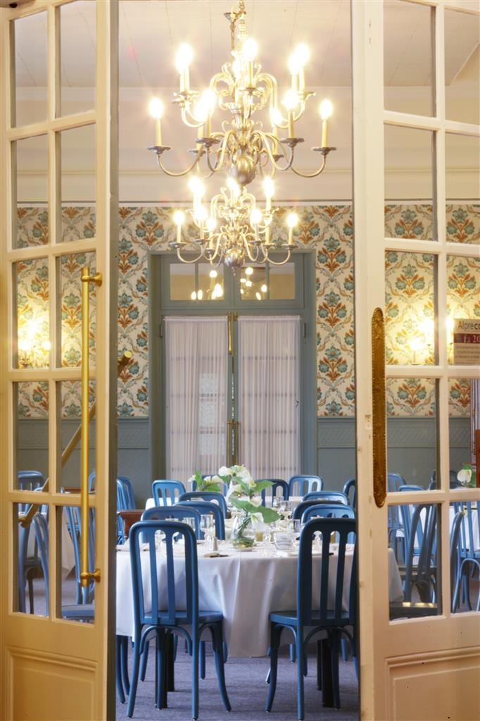 Best Western Grand Hotel De Paris - Restaurante
