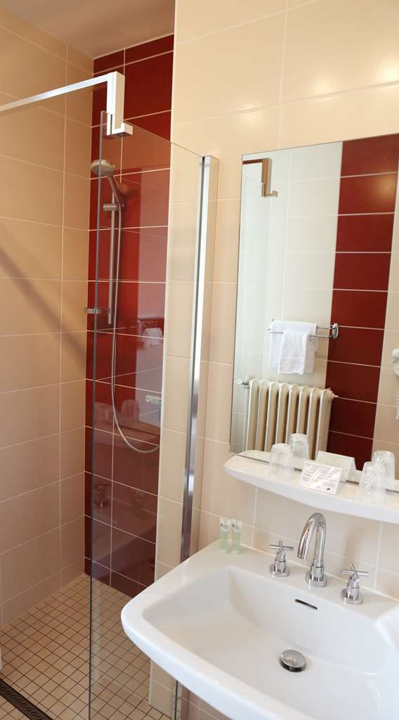 Best Western Grand Hotel De Paris - Salle de bain