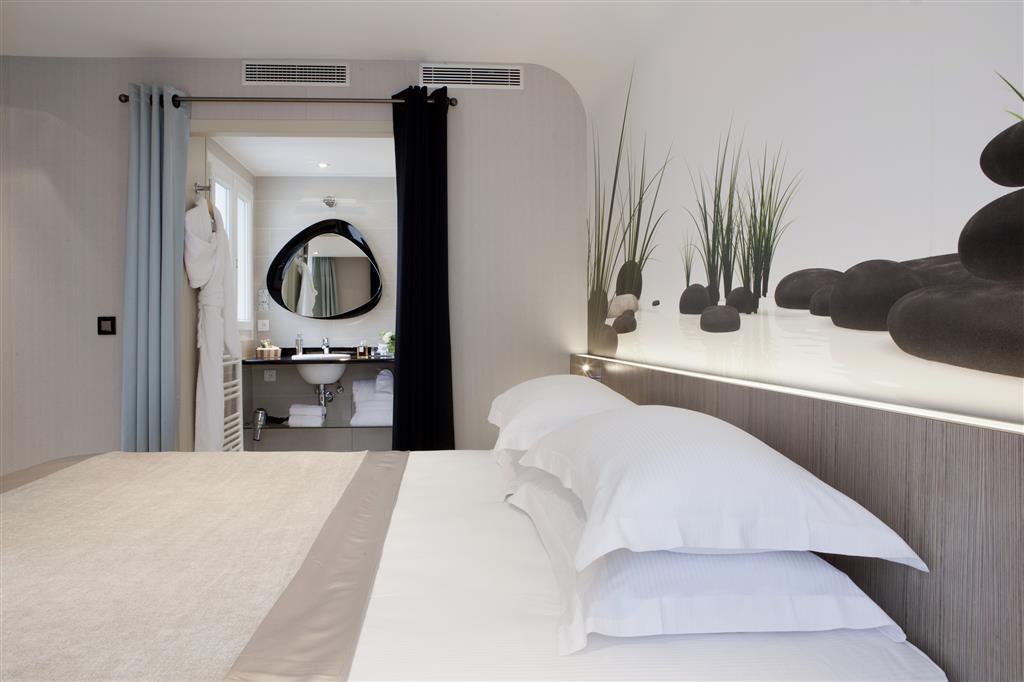 Best Western Jardin De Cluny - Deluxe Room