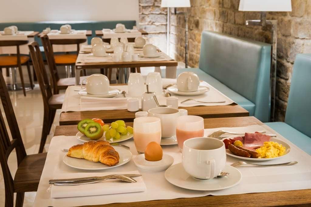 Best Western Jardin De Cluny - Breakfast room - Details