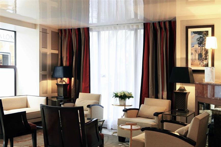 Best Western Folkestone Opera - Hotel Lobby