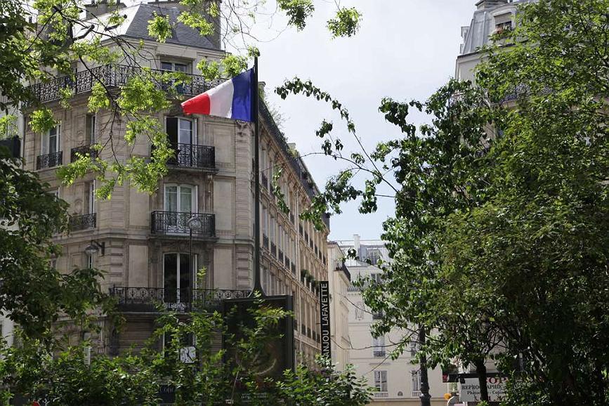 Hotel Best Western Anjou Lafayette Opera, Paris