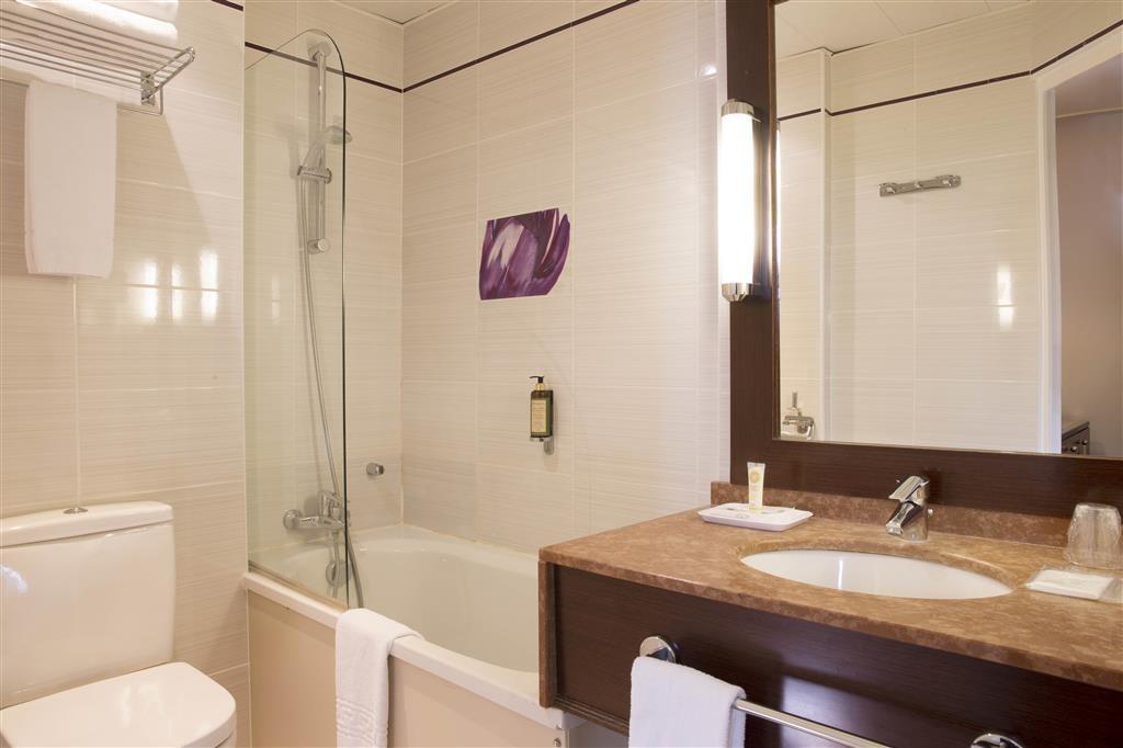Best Western Anjou Lafayette Opera - Salle de bains