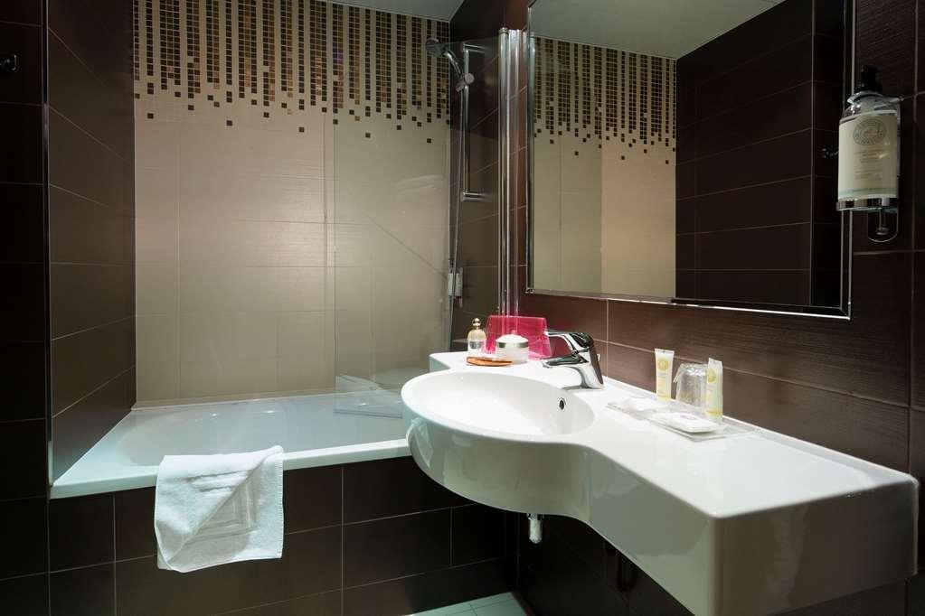 Best Western Anjou Lafayette Opera - Salle de bain