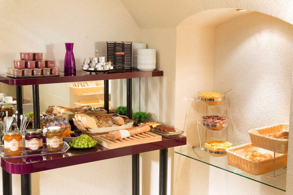 Best Western Anjou Lafayette Opera - Le petit déjeuner buffet