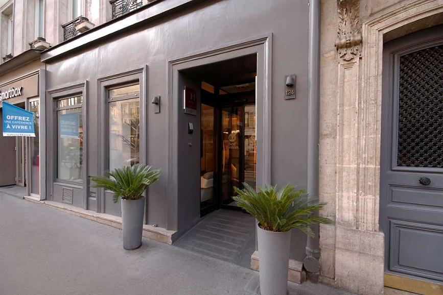 Best Western Aramis Saint-Germain - Aussenansicht