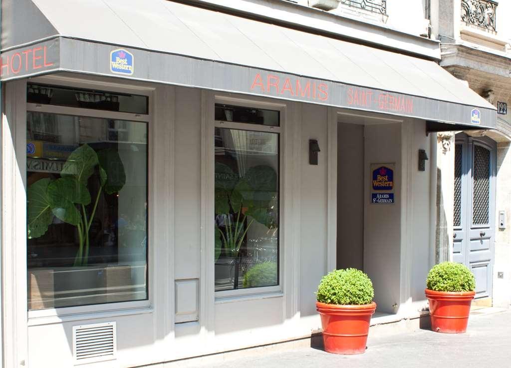 Best Western Aramis Saint-Germain - Facciata dell'albergo