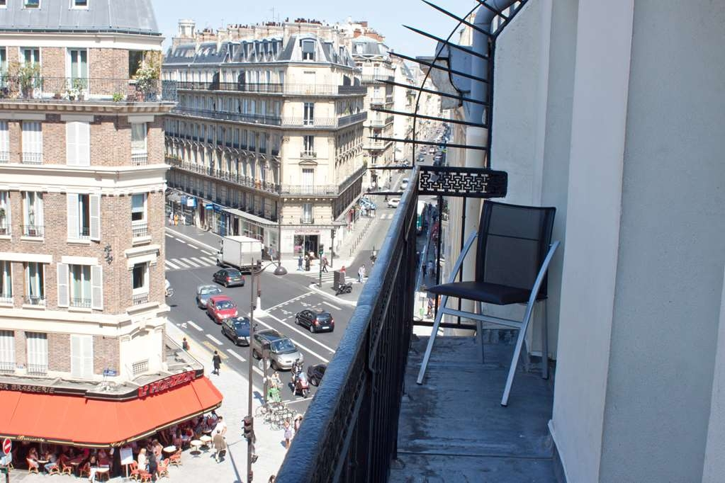 Best Western Aramis Saint-Germain - Guest Room Balcony