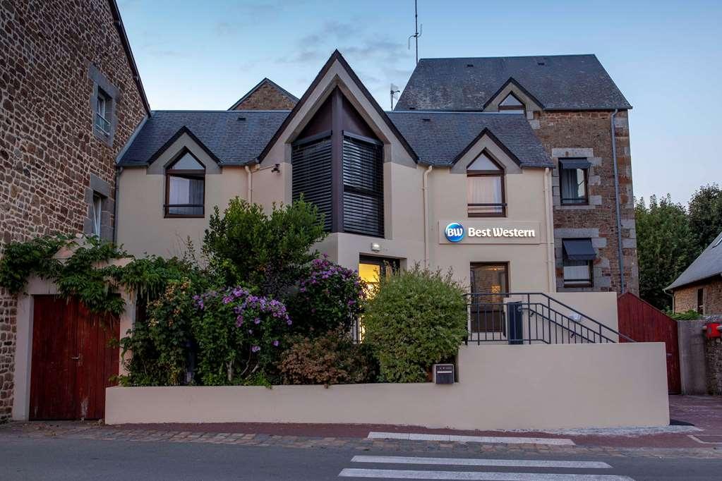 Best Western Le Moulin De Ducey - Extérieur de l'hôtel