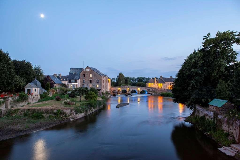 Best Western Le Moulin De Ducey - Vue de l'extérieur