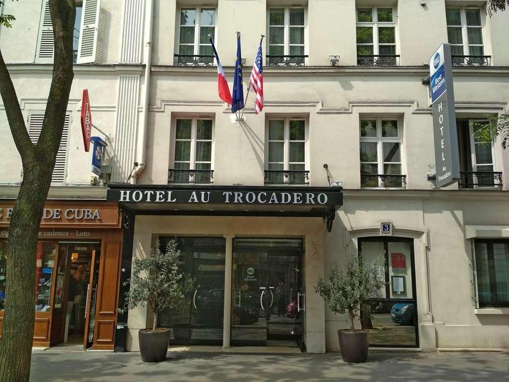 Best Western Au Trocadero - Außenansicht