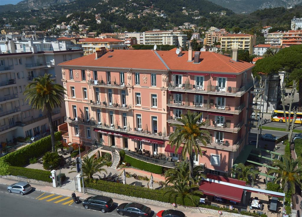 Best Western Plus Hotel Prince De Galles - Façade