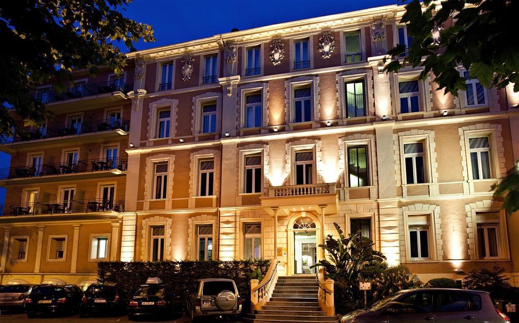 Best Western Plus Hotel Prince De Galles - Vue de l'extérieur
