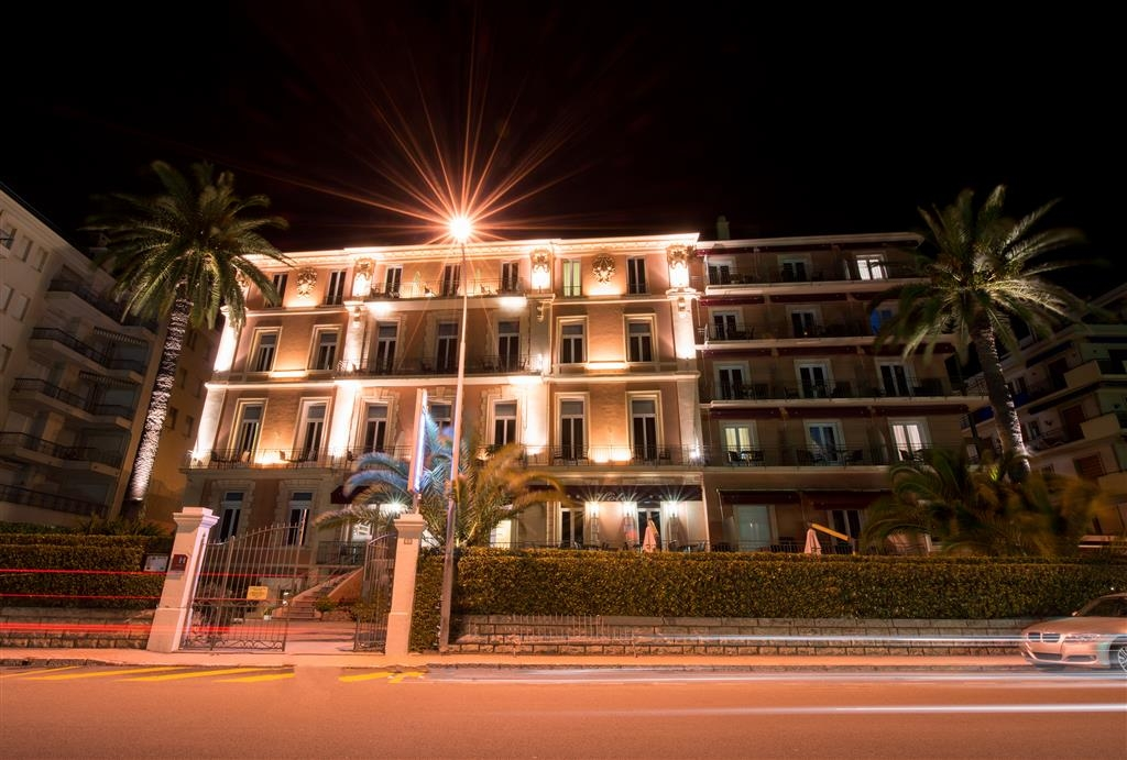 Best Western Plus Hotel Prince De Galles - Vista exterior