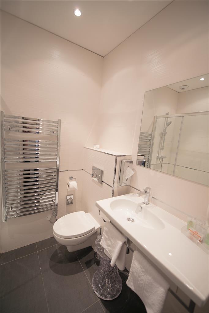 Best Western Plus Hotel Prince De Galles - Salle de bains