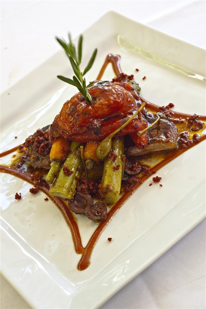 Best Western Plus Hotel Prince De Galles - Restaurante