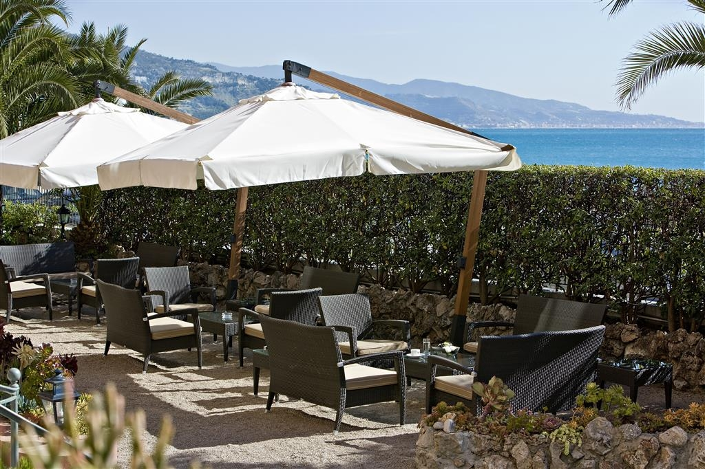 Best Western Plus Hotel Prince De Galles - Terrasse