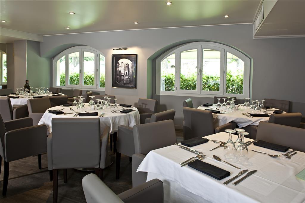 Best Western Plus Hotel Prince De Galles - Restaurant