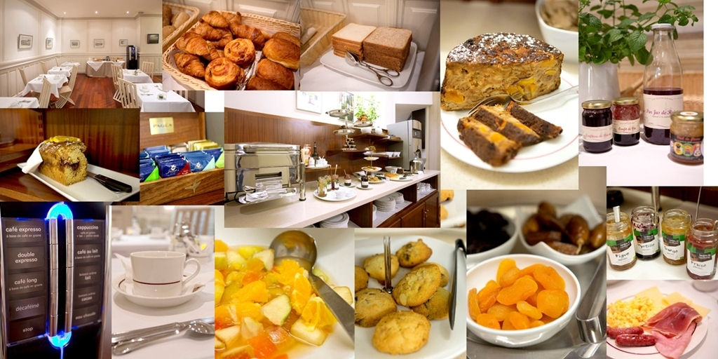 Best Western Grand Hotel Francais - Breakfast Cusine