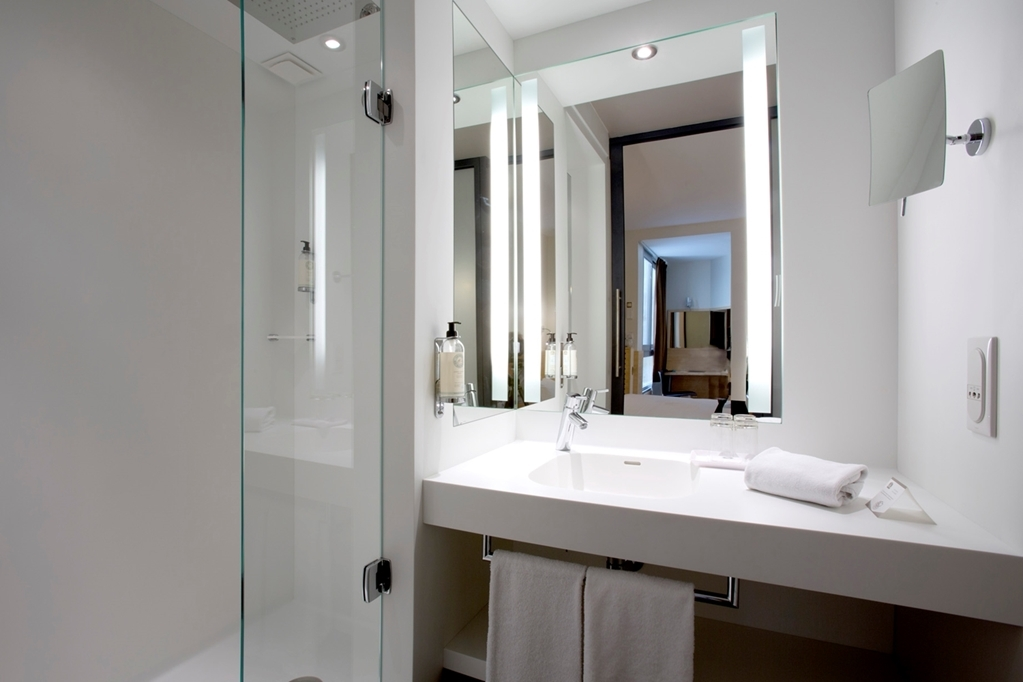 Best Western Grand Hotel Francais - Bagno