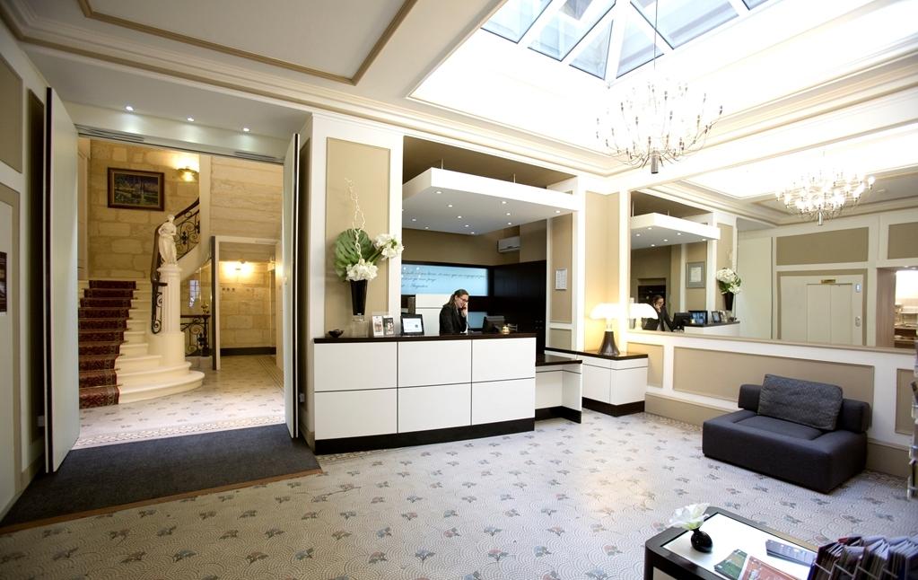 Best Western Grand Hotel Francais - Vista del vestíbulo