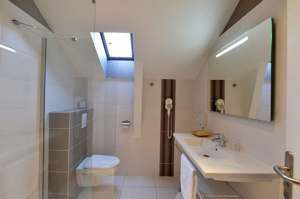 Best Western Plus Le Roof - Badezimmer