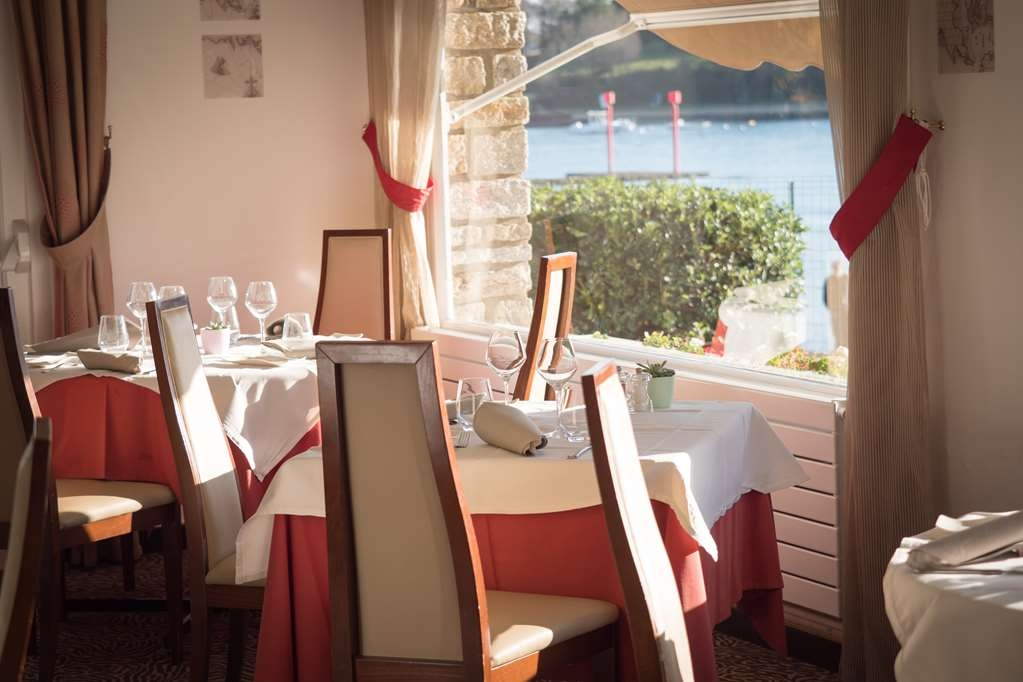 Best Western Plus Le Roof - Restaurant / Gastronomie