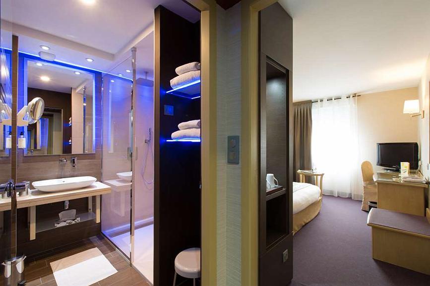 h244tel s233minaire best western plus la fayette hotel et spa
