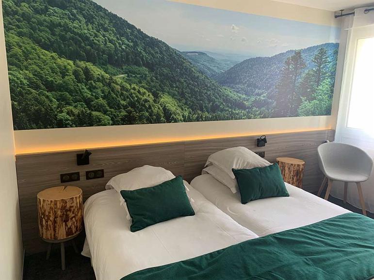 Best Western Plus La Fayette Hotel et SPA - Chambres / Logements