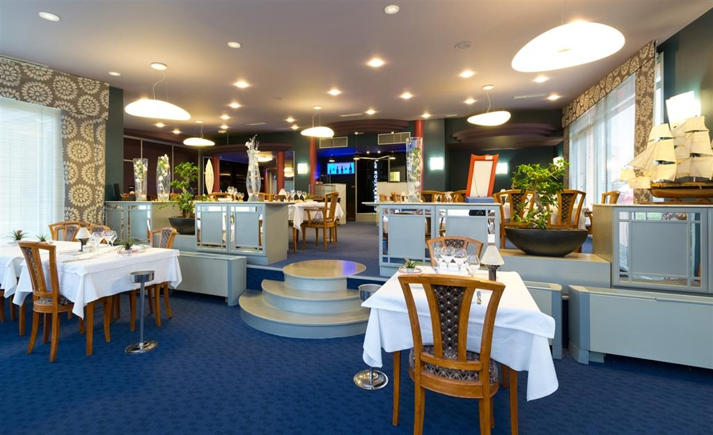 Best Western Plus La Fayette Hotel et SPA - Restaurant / Etablissement gastronomique