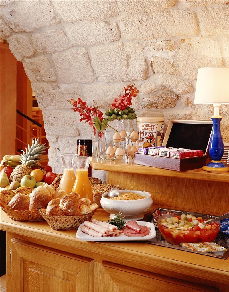 Best Western Bretagne Montparnasse - Petit déjeuner buffet