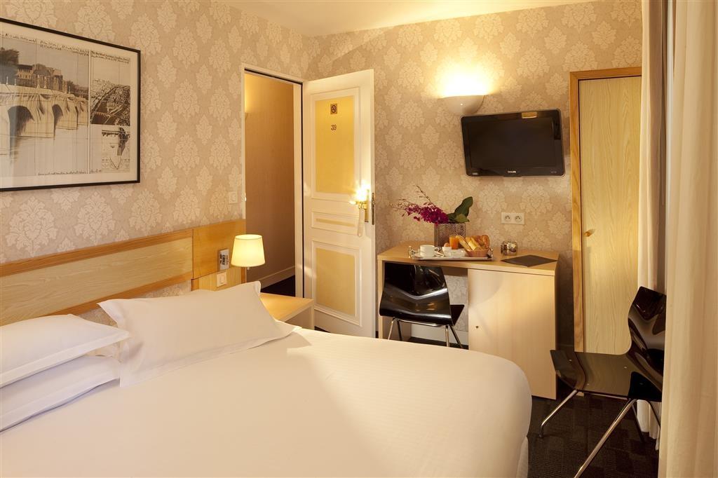 Best Western Bretagne Montparnasse - Chambre double standard