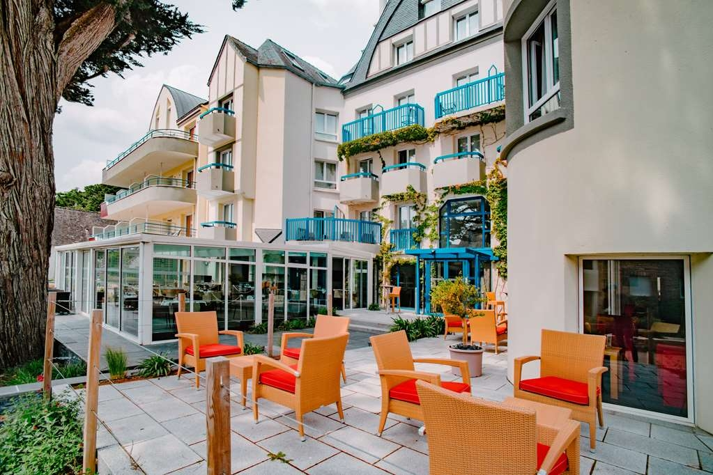 Best Western Plus Celtique Hotel & Spa - Terraza